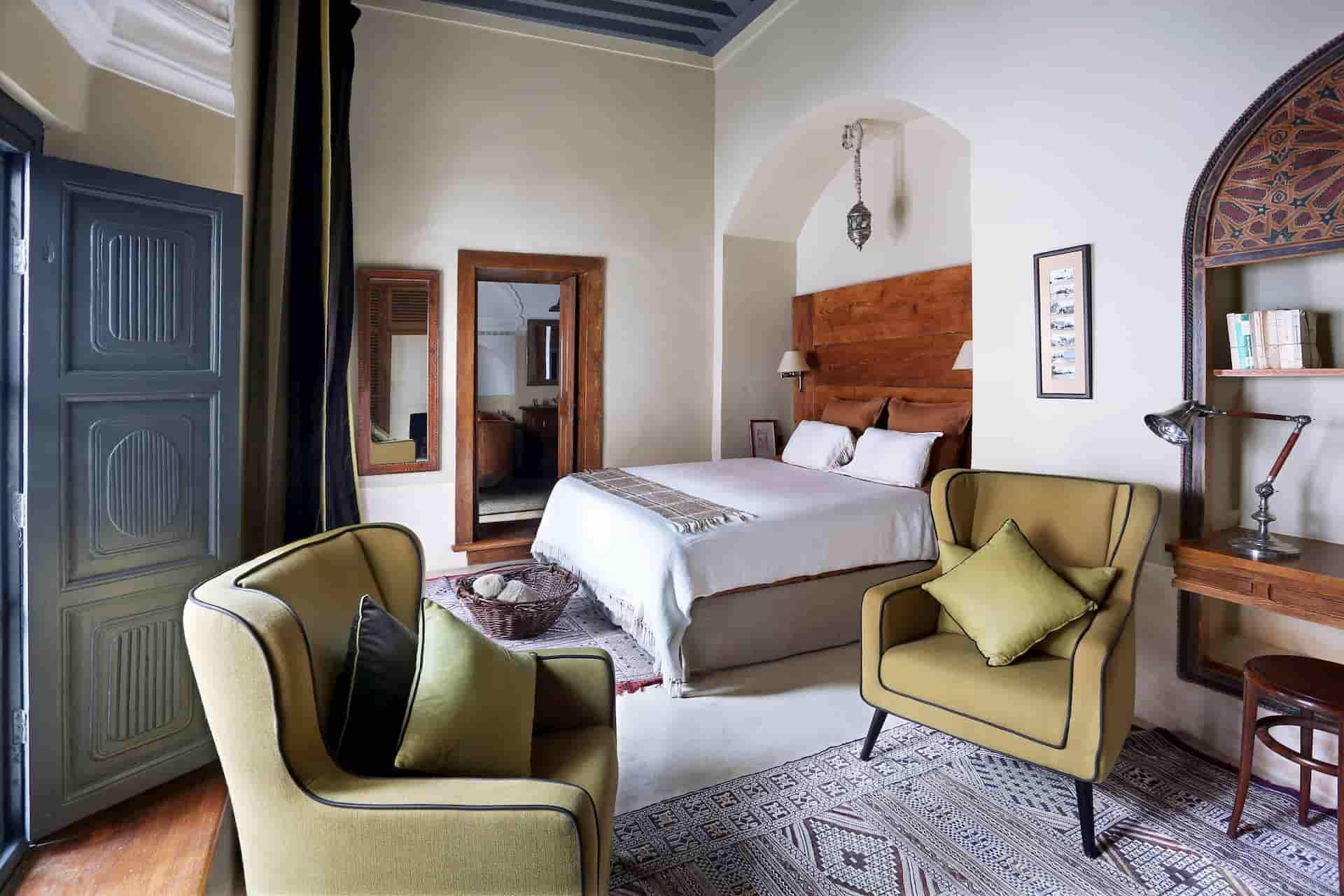 Aménagement Hôtel Essaouira