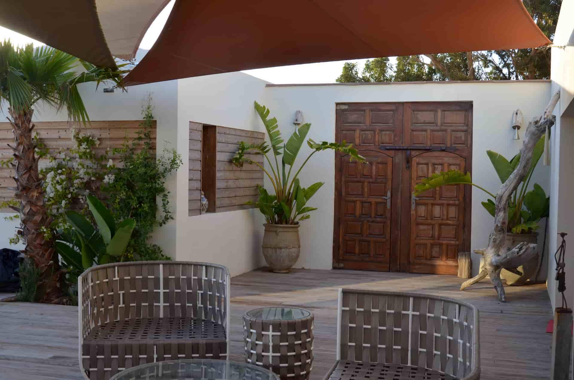 Aménagement Terrasse Villa