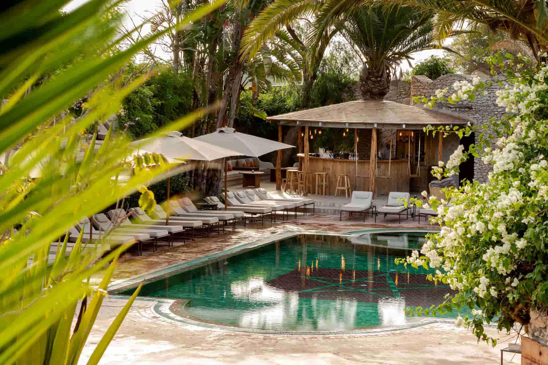 Architecte intérieur Hotel Maroc