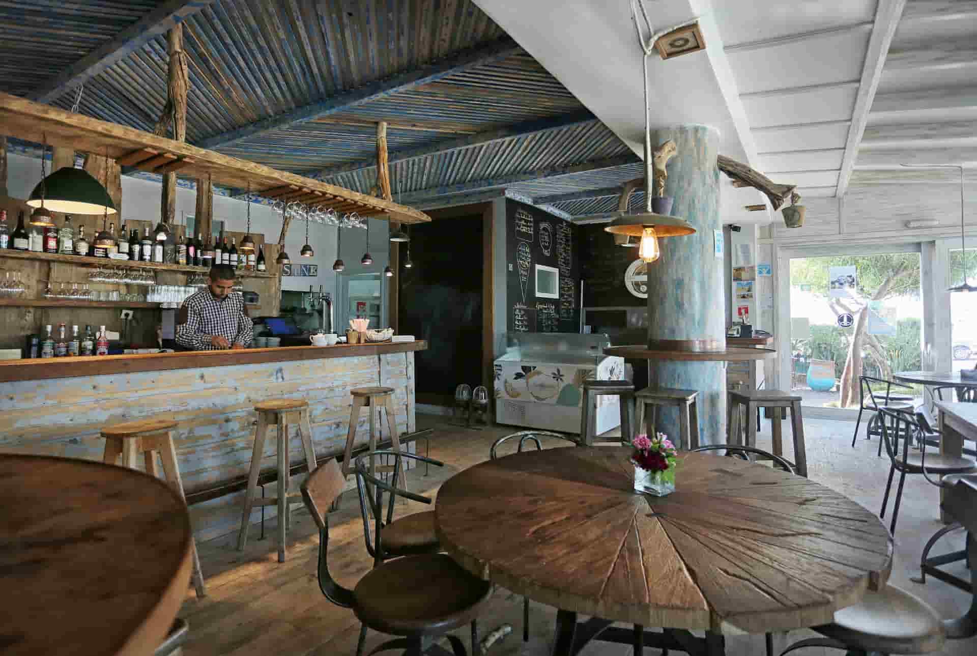 Architecte intérieur conception restaurant