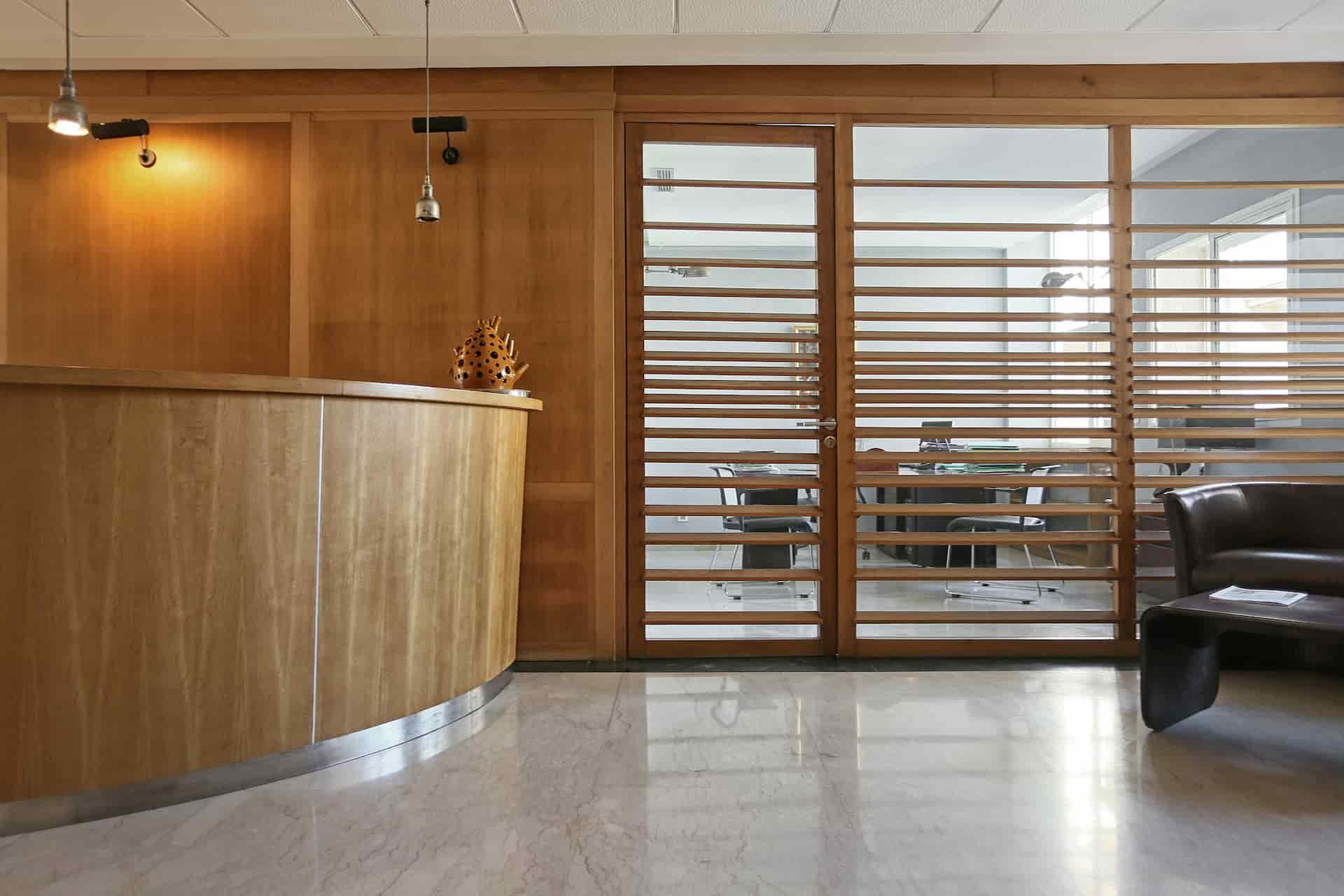 Architecture intérieure bureau
