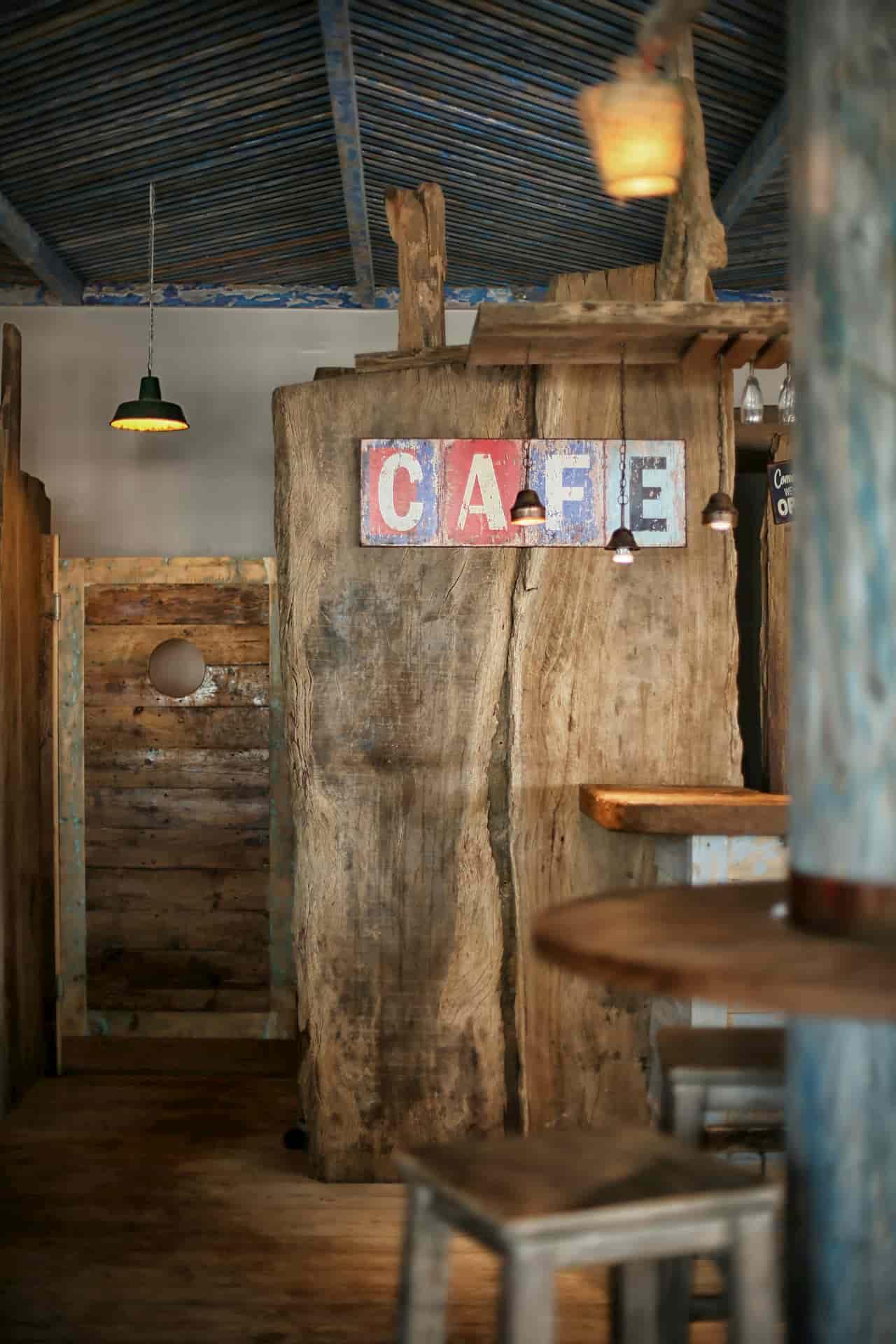 Architecture intérieure restaurant Maroc