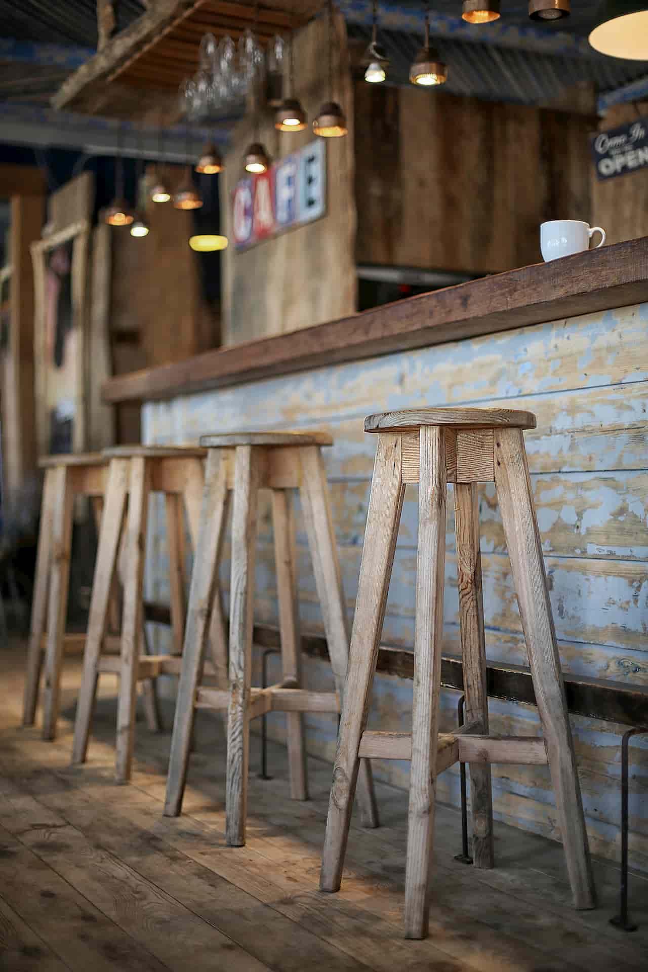 Décoration intérieur restaurant Essaouira