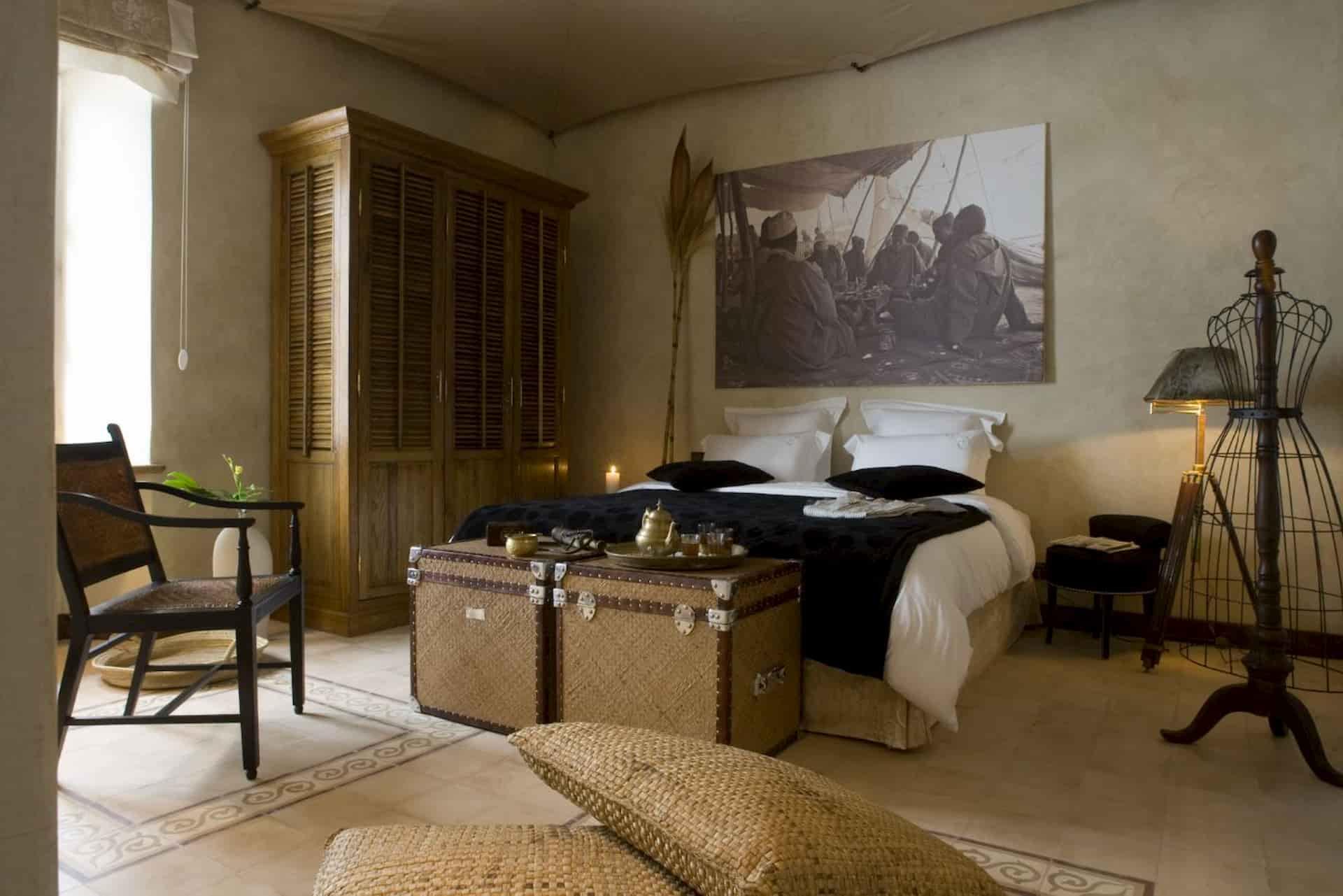 Décoratrice intérieur Hôtel Maroc