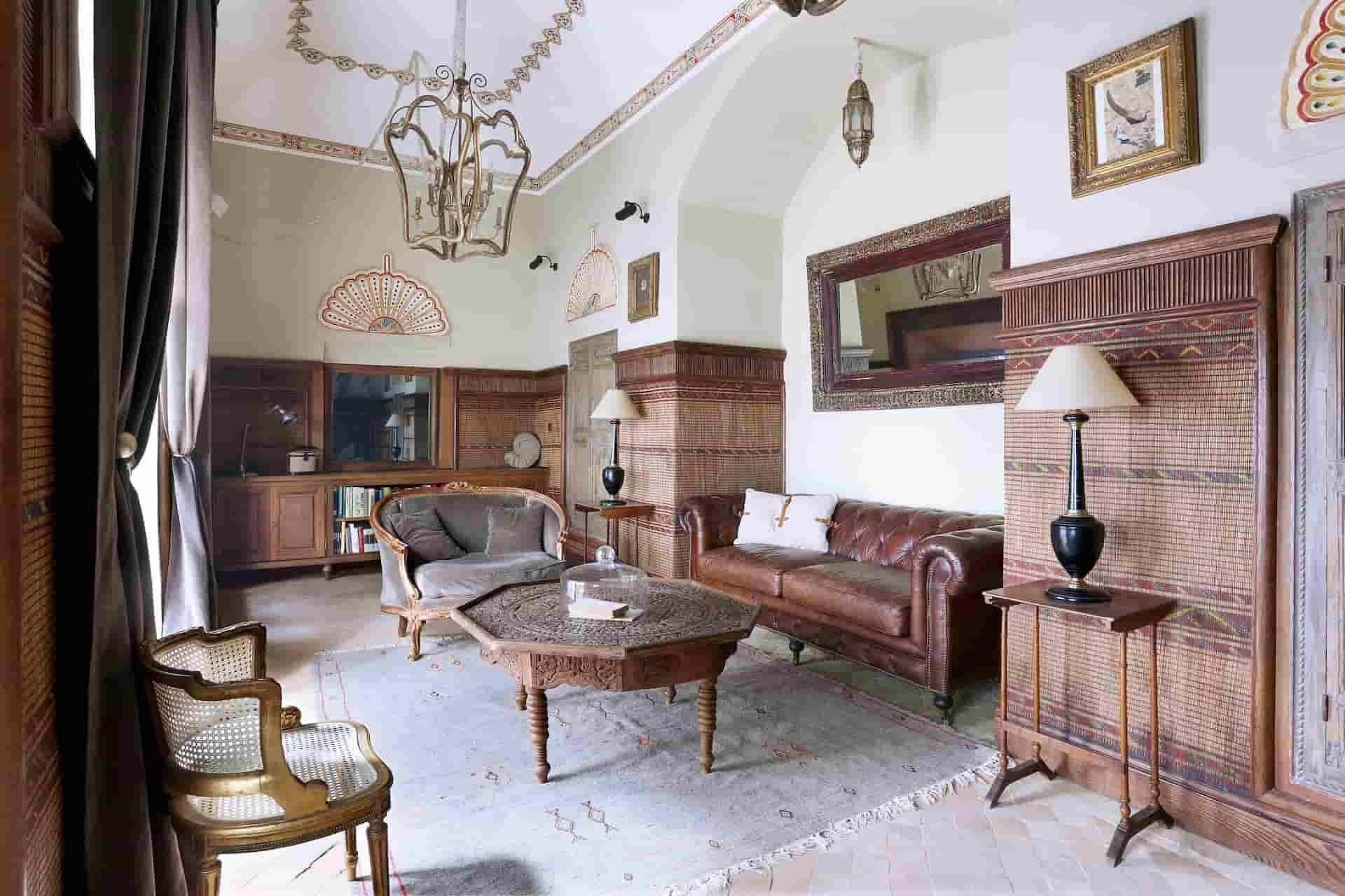 Design intérieur Hôtel Essaouira