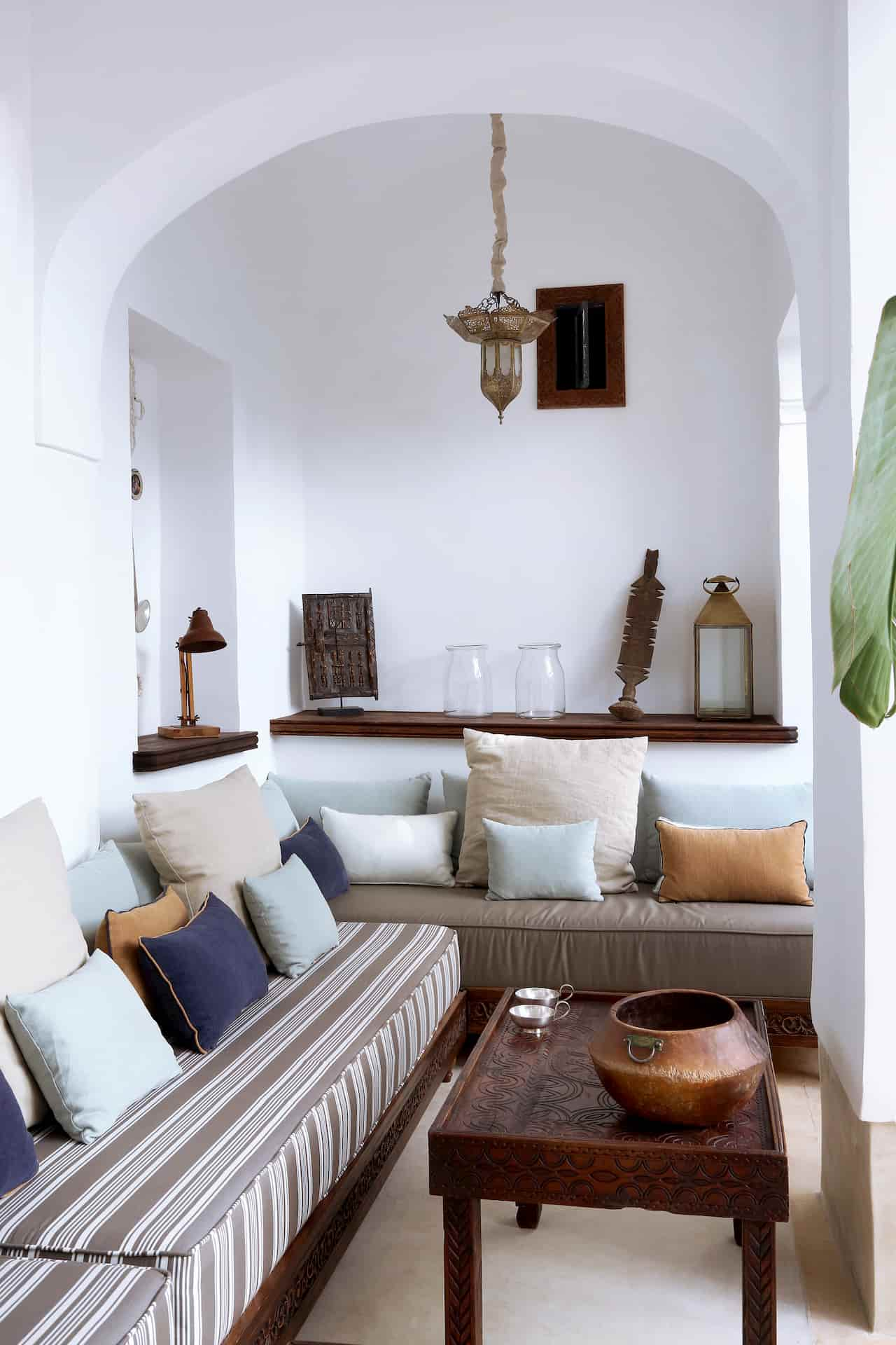Design intérieur Hôtel Maroc