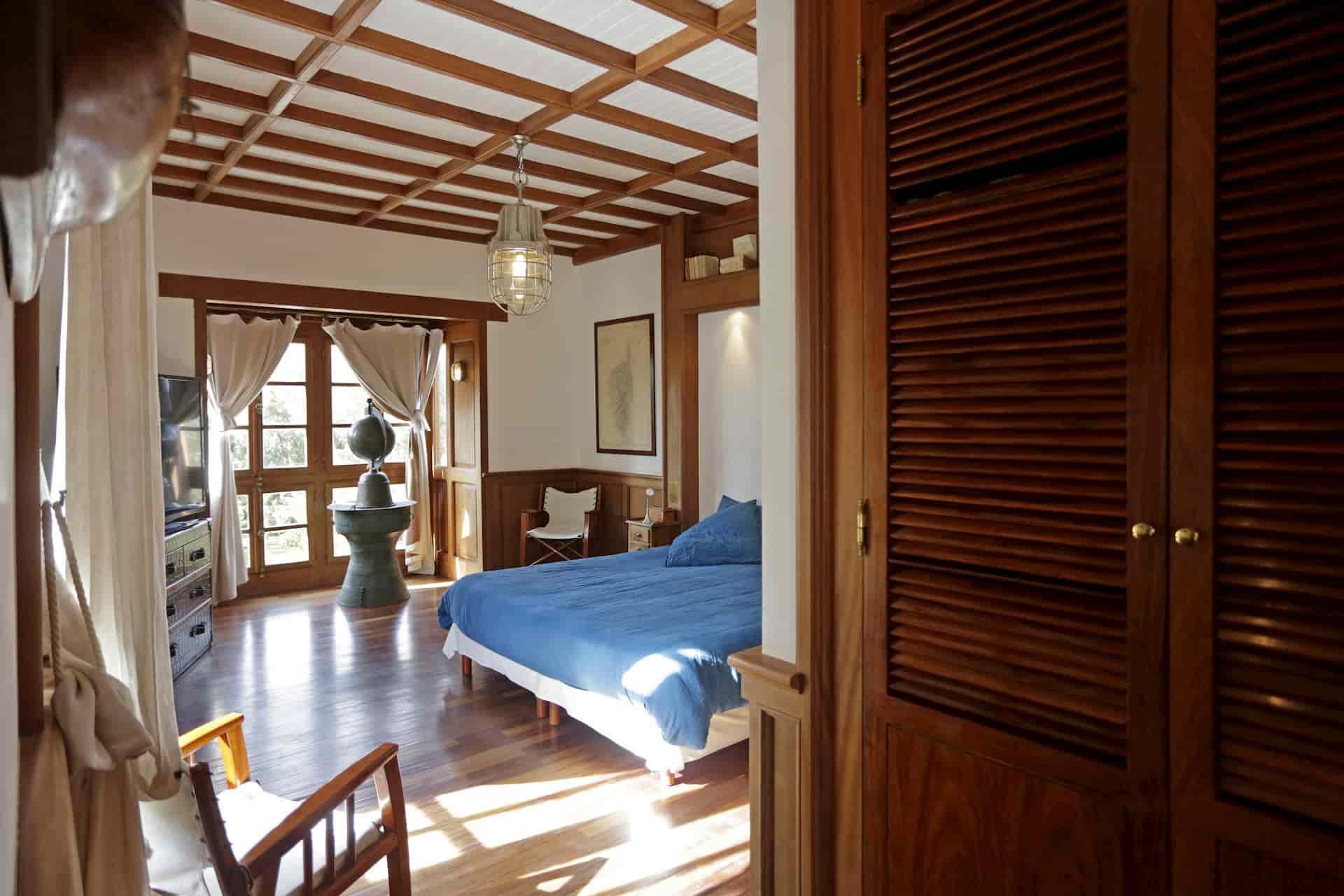 Design intérieur Chambre Villa Maroc