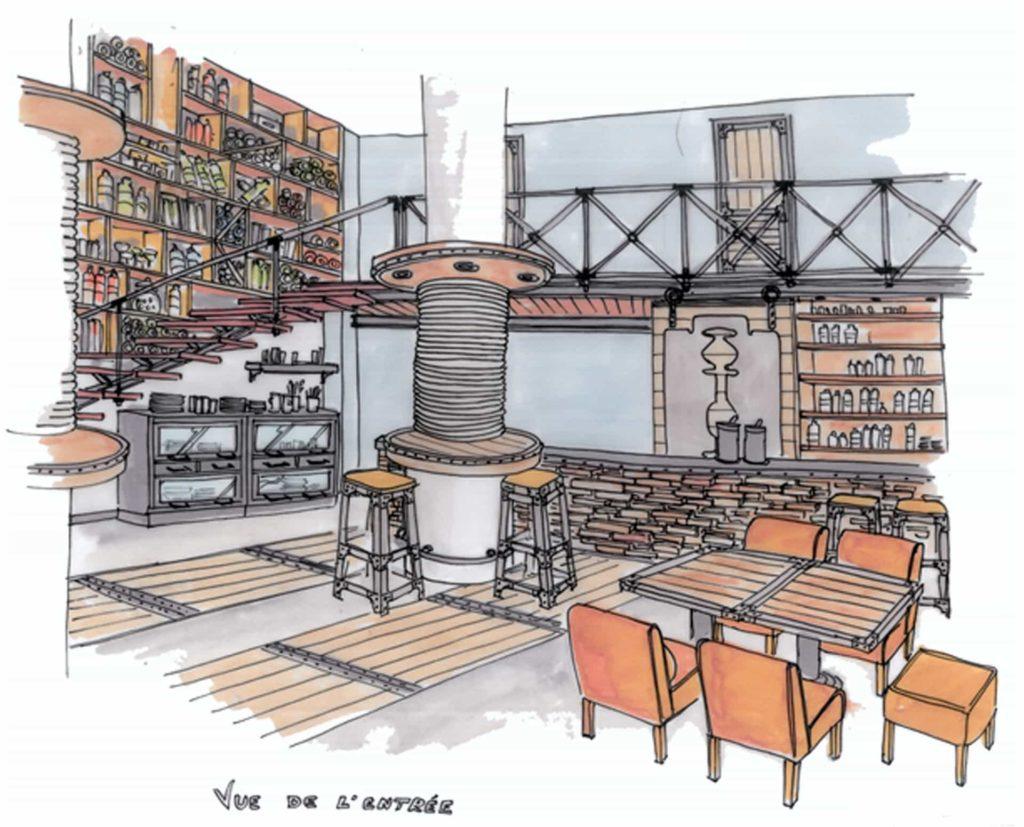 Inspiration architecture intérieur