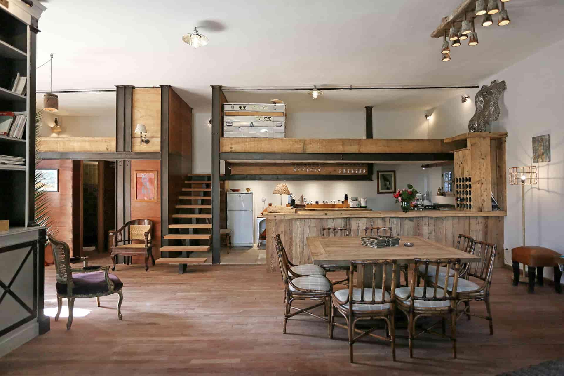 Loft architecte intérieur